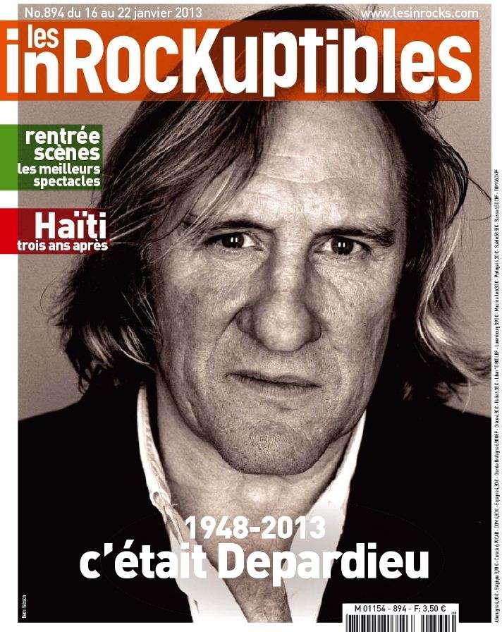 Les inRocKuptibles N°894 du 16 au 22 Janvier 2013