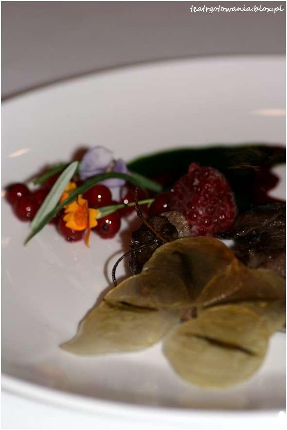 transatlantyk atelier amaro rozbratel, jagody, czerwona porzeczka, maliny