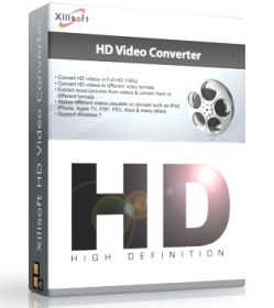 Xilisoft HD Video Converter v7.8.6 Build 20150130