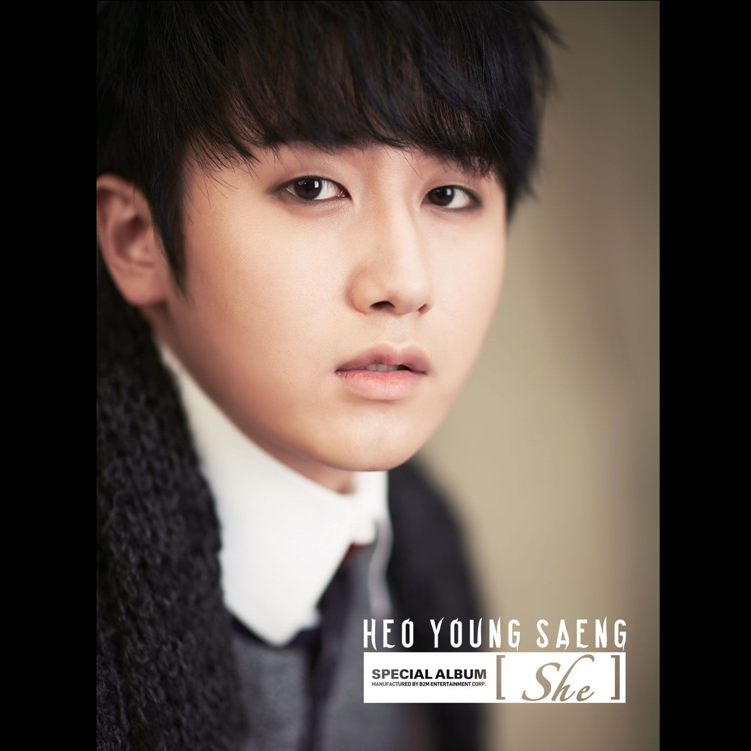[Mini Album] Heo Young Saeng - She [Special Album]