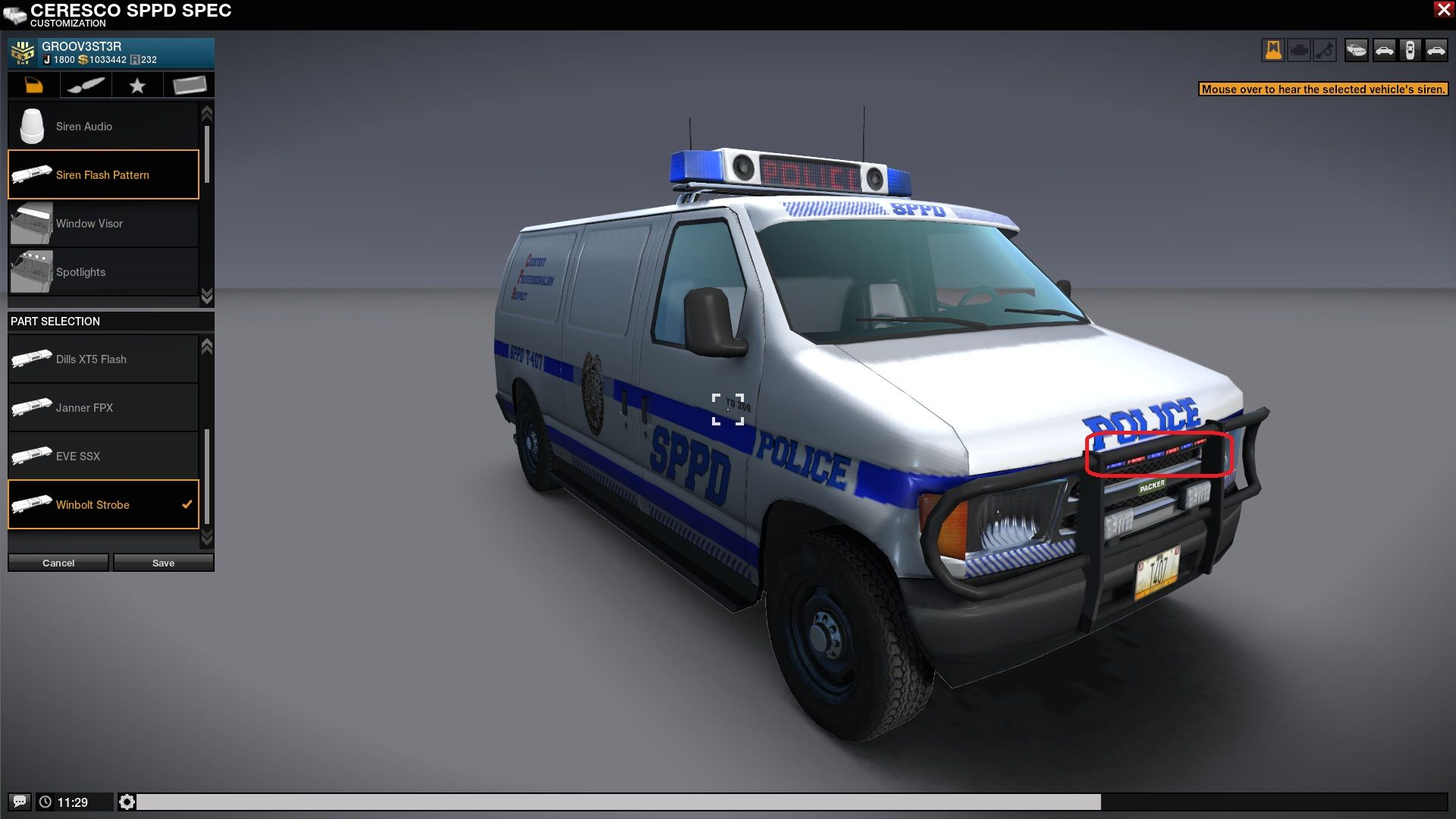 Police light bar gif fabulous megaflash fx double stack duo colour fabulous posted image with police light bar gif mozeypictures Image collections
