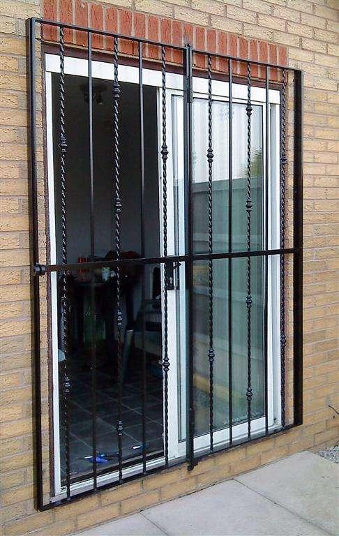 D i y window security grilles bars garage office home ebay for 1500mm patio doors