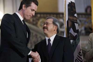 capt671901c063654df8b05 Lt. Governor Gavin Newsom Prepping to Run for California Governor?