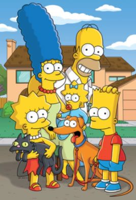 Os Simpsons – S26E18 – Peeping Mom