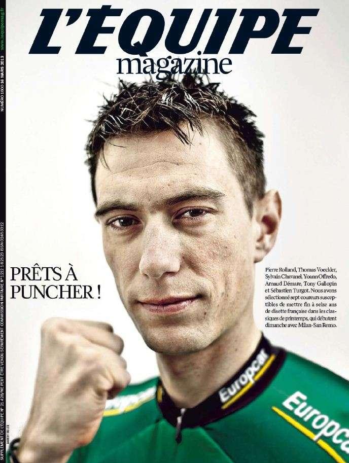 L'Equipe Magazine N°1600 du 16 Mars 2013