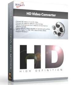 Xilisoft HD Video Converter v7.0.1 Build 1219