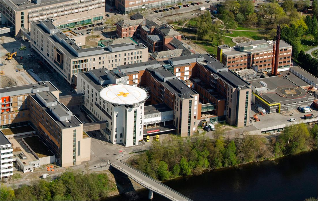 Omradeplan St Olavs Hospital Skyscrapercity